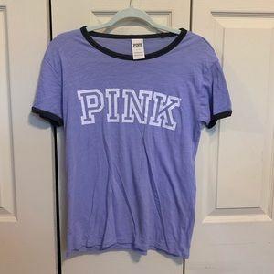 Purple Victoria Secret PINK t-shirt